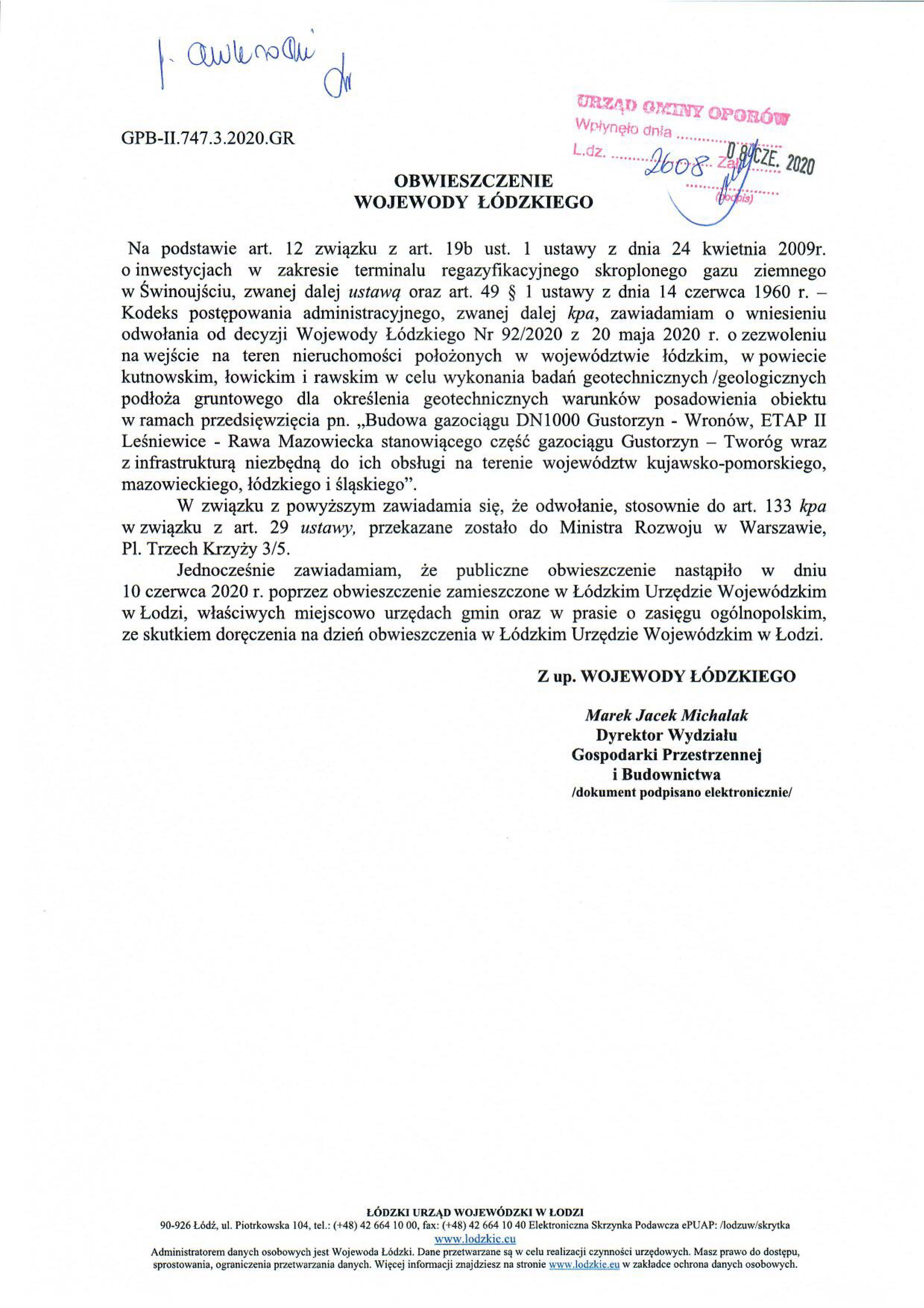 obwieszczenie-wojewody-lodzkiego-ws-budowy-gazociagu-z-dnia-10-06-2020